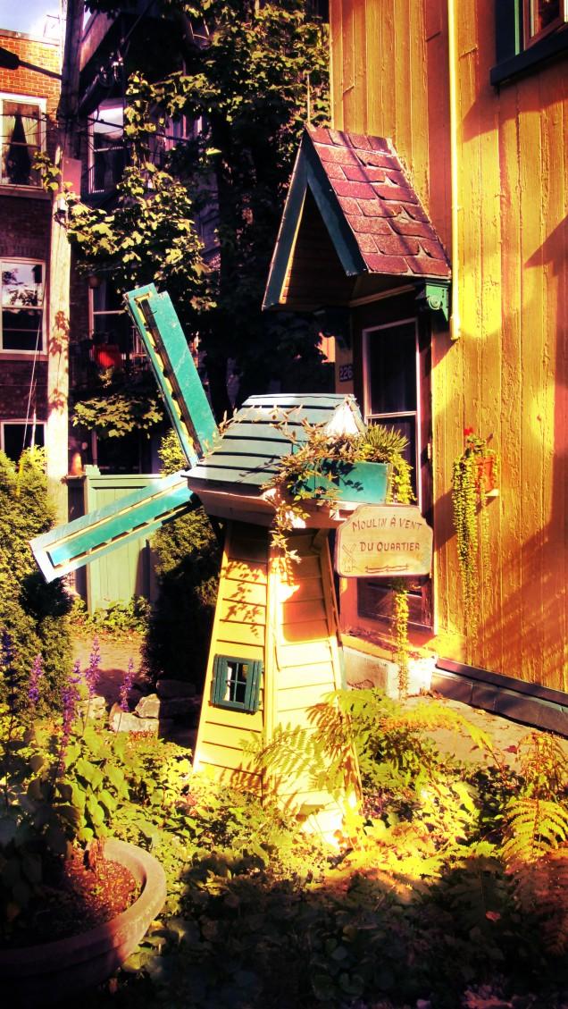 Ruelle Verte - Goord Morning Montreal