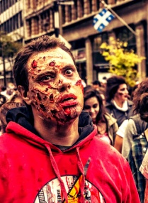 La marche des zombies - Good Morning Montreal
