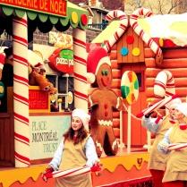 Défilé du Père Noël- Good Morning Montreal