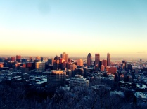 Belvédère du Mont-Royal, Montreal, Good Morning Montreal
