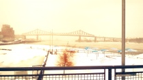 Pont Jacques Cartier - Good Morning Montreal