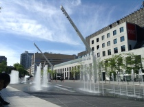 Place des arts, Montreal, Good Morning Montreal