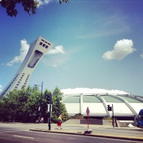 Stade Olympique, Good Morning Montreal