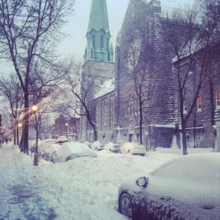 Villeray, Henri-Julien, Good Morning Montreal