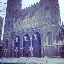Vieux Montréal, Good Morning Montreal