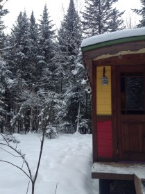 Camping Hiver Mauricie - Good Morning Montreal